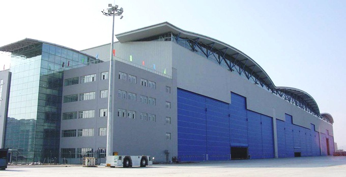 Aircraft hangars aircraft support industries for Aircraft hangar home designs